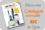 Catalogue Bic Graphic