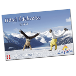 Cartes postales hotellerie