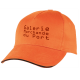 Casquette California Orange